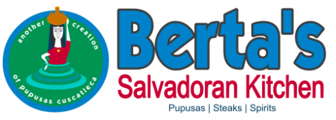 Berta's Salvadoran Kitchen Logo